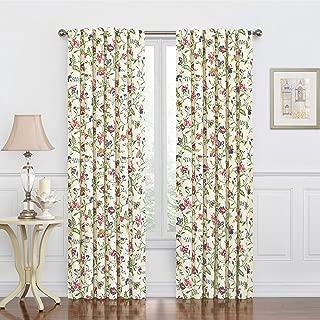 WAVERLY Fashion Curtains for Bedroom - Carolina Crewel 52