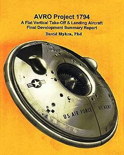 AVRO Project 1794 A Flat Vertical Take-Off & Landing Aircraft Final Development Summary Report