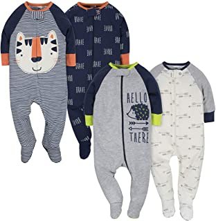 Gerber Baby Boys '4-Pack Sleep' N Play