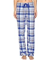 Jockey - Flannel Plaid Long Pants