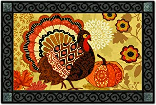 MagnetWorks MAIL12774 Turkey Time Mat Mate