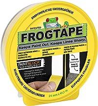 FrogTape Delicate Afplakband – Schilderingstape met Paint-Block-technologie – crêpband voor schone randen bij het schilder...