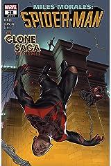Miles Morales: Spider-Man #28 (Miles Morales: Spider-Man (2018-)) Kindle Edition