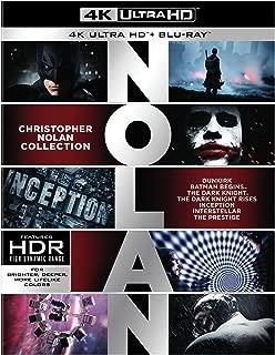 Christopher Nolan 4K Collection 4K Ultra HD