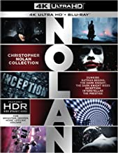 Christopher Nolan 4K Collection 4K Ultra HD