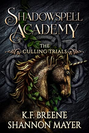 Shadowspell Academy: Culling Trials (Book 3) (English Edition)