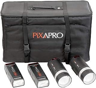 CITI300 Pro Y PIKA200 Pro (Godox AD300 AD200 Pro) Ultimate Viajero Kit Batería Accionado Flash Estroboscópica Fotografía I...
