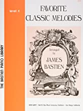 Favorite Classic Melodies Level 4