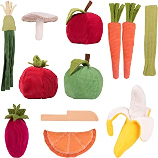 Pop Oh Ver: Plush Fruits and Vegetables