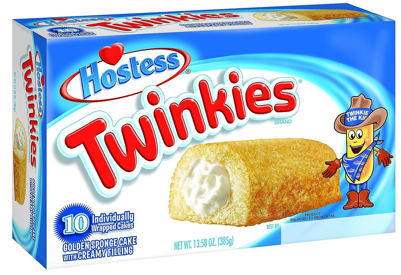 Hostess Twinkies Original 10 Count Pack - of 2 6 Ranking TOP14 Arlington Mall SET OF