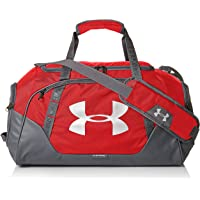 Under Armour Undeniable Duffle 3.0 Gym Bag (Red)