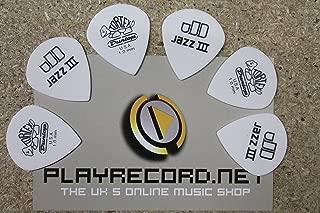 /2.00/mm dans une bo/îte pratique Pick 12/x Sharp Dunlop 427P2/Ultex Guitare Picks//m/édiators/