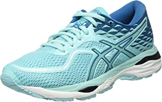 ASICS Women's Gel-Cumulus 19, Aruba Blue/Aruba Blue/Turkish Tile, 23 cm