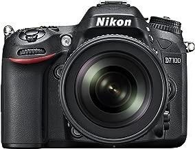 Nikon D7100 24.1 MP DX-Format CMOS Digital SLR with 18-105mm f/3.5-5.6 Auto Focus-S DX VR ED Nikkor Lens