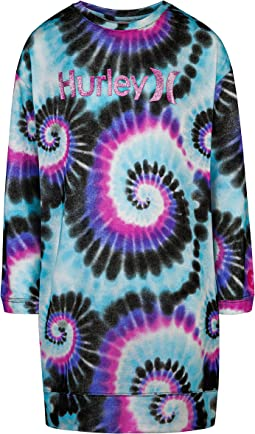 One & Only Super Soft Sweatshirt Dress (Big Kids)