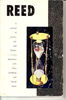 REED, A Journal of Poetry, Art, and Fiction (Features interview with Allen Ginsberg and David Mura)
