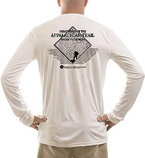 American Backcountry Men's Appalachian Trail UPF 50+ Long Sleeve T-Shirt
