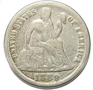 1889 s dime