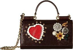 Dolce & Gabbana - Stampa Iguana Phone Bag