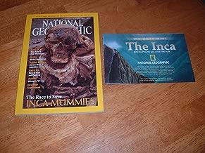 National Geographic Magazine, May 2002