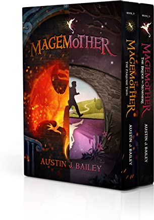 Magemother: Books 2-3 (A Kids Fantasy Adventure Book Series for Teens and Young Adults)