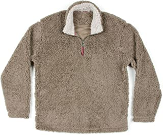 Southern Marsh Appalachian Pile Pullover