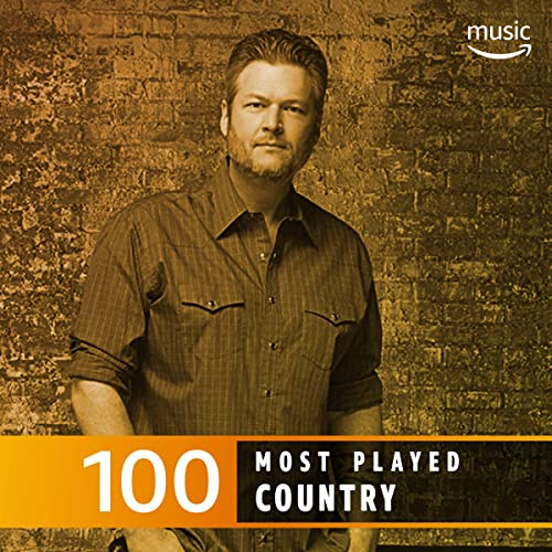 The Top 100 Most Played: Country by Hunter Hayes, Lil Nas X, Hardy