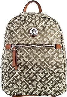 Womens TH Monogram Backpack