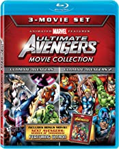 Ultimate Avengers 3 Movie Collection: (Ultimate Avengers / Ultimate Avengers 2 /  Next Avengers)