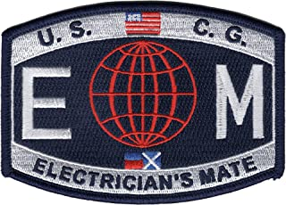 Coast Guard Electrician's Mate Rating Patch