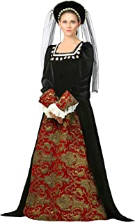 queen anne boleyn costume