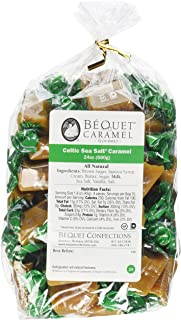Bequet Gourmet Caramel - 24oz (Celtic Sea Salt)