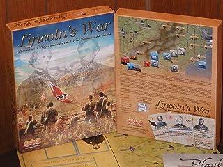MMP: Lincoln's War, Politics & Personalities in the American Civil War, Board Game