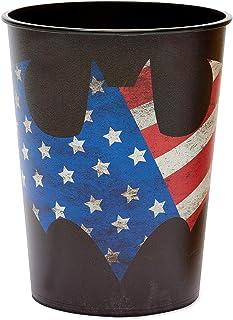 American Greetings Batman Patriotic Election Party Supplies, Plastic Stadium Cups (8-Count)