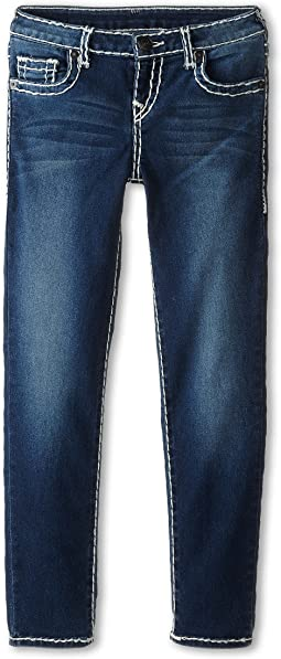 Casey Skinny Natural Super T in Ancient (Big Kids)