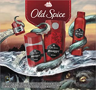 Old Spice Swagger Holiday Pack