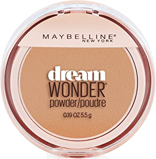 Maybelline New York Dream Wonder Powder Makeup, Sun Beige, 0.19 oz.