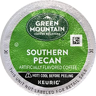 Green Mountain Coffee Roasters Southern Pecan Coffee K-Cups, 18 count (Packaging May Vary)