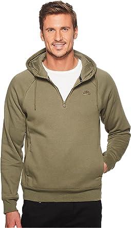SB 1/2 Zip Pullover Hoodie
