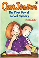 Cam Jansen: The First Day of School Mystery #22 Kindle Edition