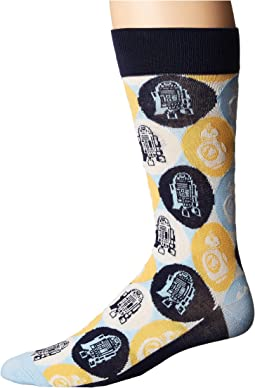 Star Wars™ R2D2 and BB-8 Pop Art Socks