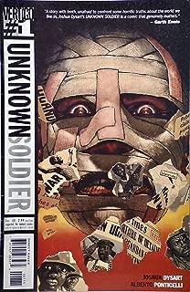 2008 - Vertigo - Unknown Soldier - Issue #1 - New - Collectible