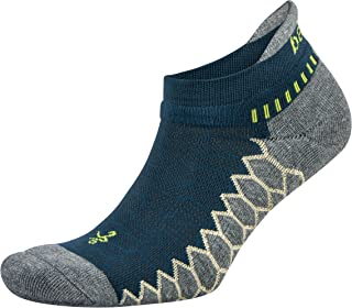 Balega womens Silver no show socks Silver No Show-P, womens unisex-adult, Silver, 8073-8890