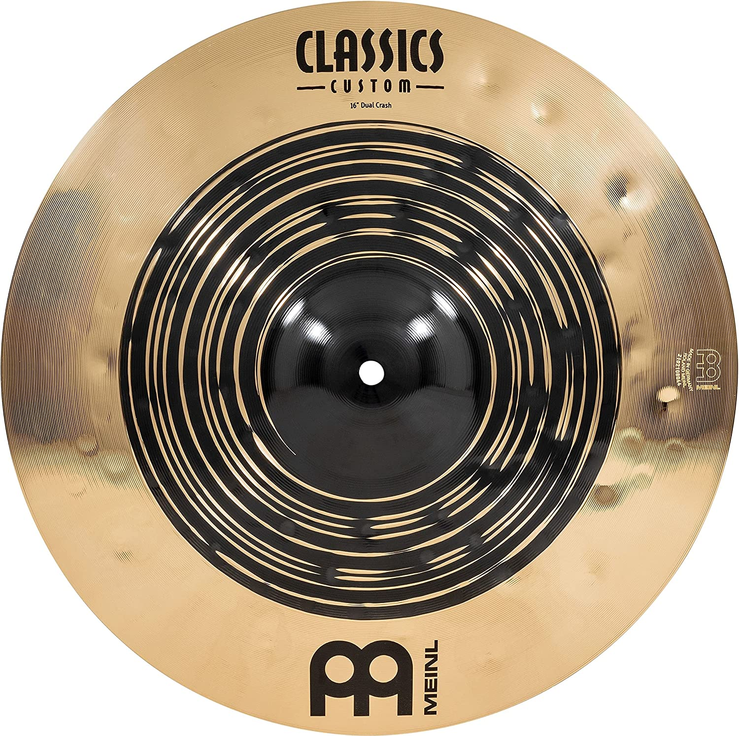 New color Meinl Cymbals Classics Custom Directly managed store Dual 16