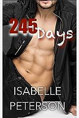 245 Days: A Gay Student-Teacher Romance Kindle Edition