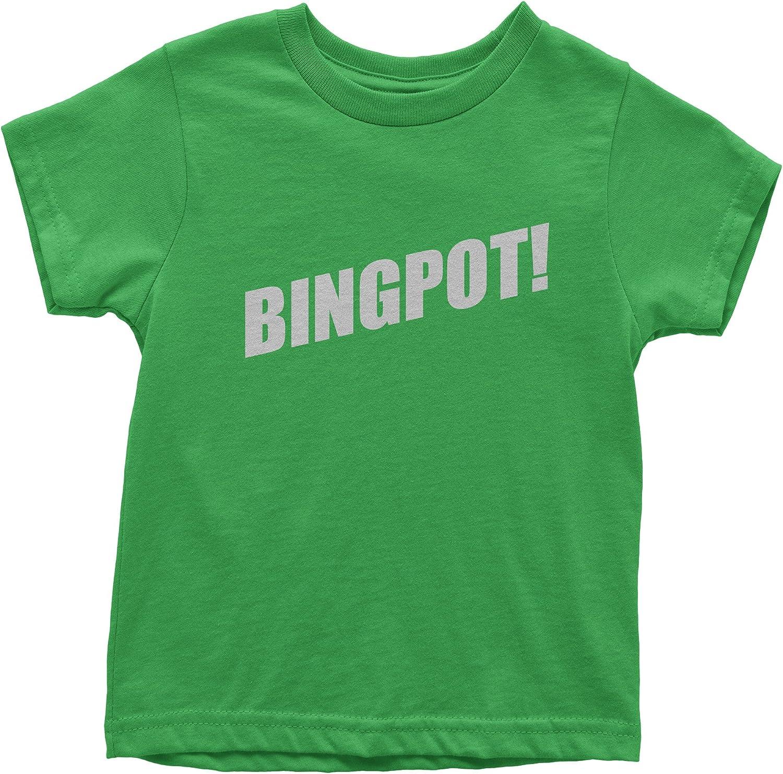 FerociTees Bingpot Funny Brooklyn 99 Youth T-Shirt