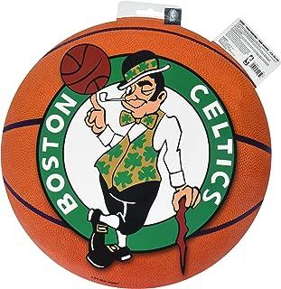 amscan Boston Celtics NBA Collection Bulk Cutout, Party Decoration, 6 Ct.