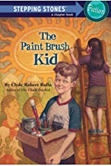 Paint Brush Kid (Stepping Stone, paper) Paperback
