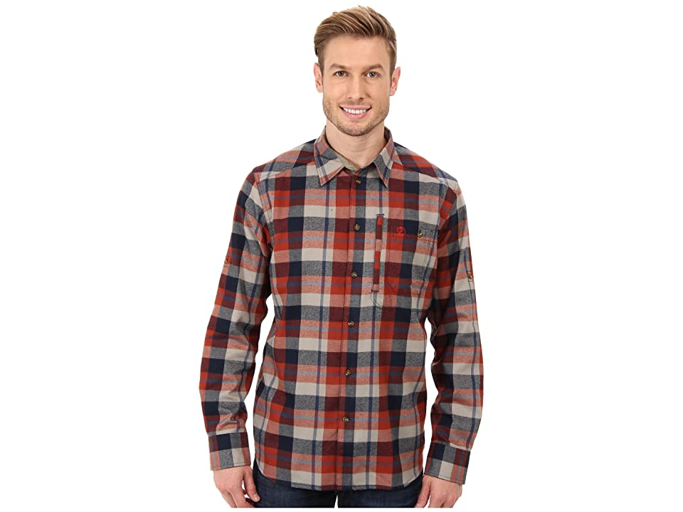 Fjallraven Fjallglim Shirt (Autumn Leaf) Men