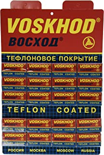Voskhod Double Edge Razor Blades 100 Pak